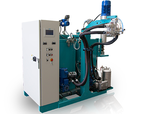 Casting Machines for Polyurethane Elastomers Manufacturer - Best Quality